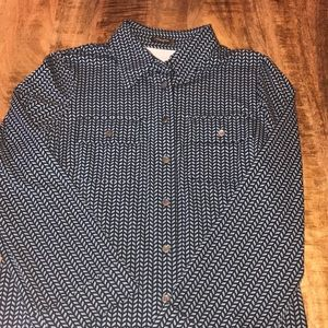 J. McLaughlin Button Front Shirt